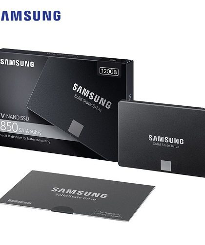 Ổ Cứng SSD Samsung 850 EVO 120GB