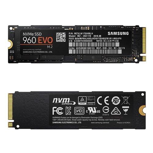 SSD Samsung 960 EVO 500GB Giá Rẻ