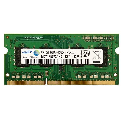Ram Laptop DDR3L Samsung 2GB Bus 1600