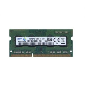 RAM Laptop DDR3L Samsung 4GB Bus 1600 SODIMM CL11 M471B5173DB0-YK0