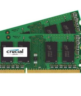 Ram Laptop DDR3L Crucial 16GB Kit 8GBx2 Bus 1866-1867 SODIMM