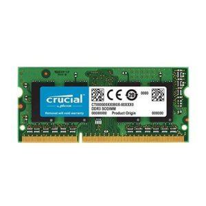 Ram Laptop DDR3L Crucial 8GB Bus 1600 Chính Hãng