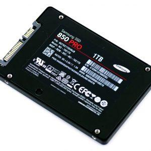 Ổ cứng SSD SamSung 850 PRO 1tb tương thích với nhiều thiết bị