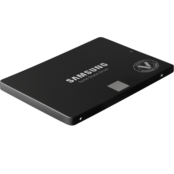 SSD Samsung 850 evo 120gb 2.5-inch sata iii
