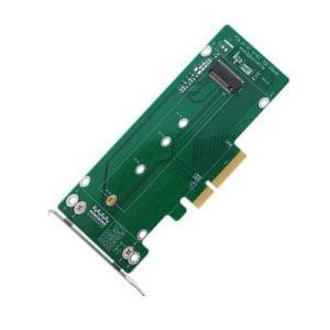 Adapter Chuyển Đổi SSD M2 NVMe To PCIe X4