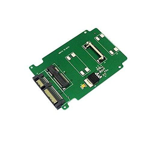 Adapter Chuyển Đổi SSD mSATA To SATA iii
