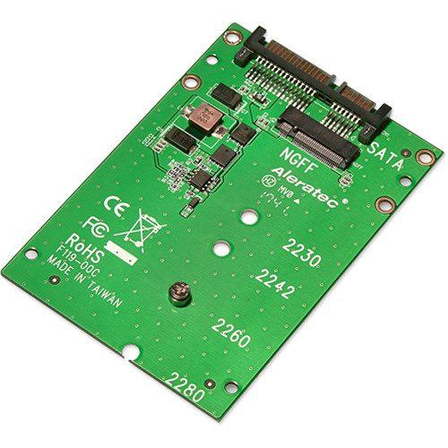 Adapter Chuyển Đổi SSD M2 SATA (NGFF) To 2.5 inch SATA III