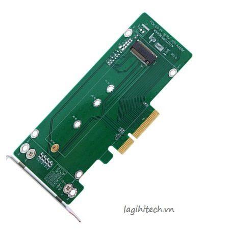 Adapter Chuyển Đổi SSD M2 NGFF To PCIe X4