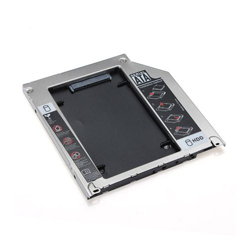 Caddy Bay SATA iii Macbook