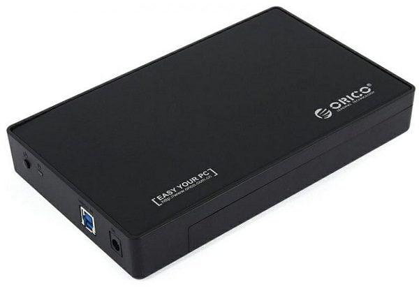 Hộp Đựng Ổ Cứng 2.5 Inch ORICO 2588US3, USB 3.0, Mặt Nhôm