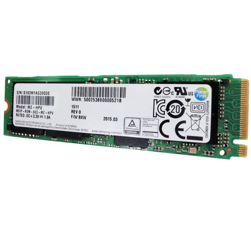 SSD Samsung PM961 128GB M2 PCIe