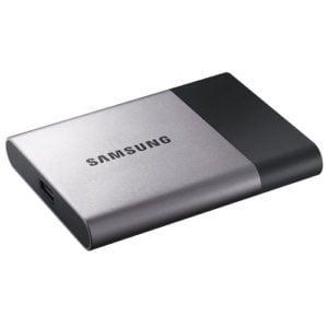 Ổ Cứng Di Động SSD Samsung T3 250GB Portable MU-PT250B:AM