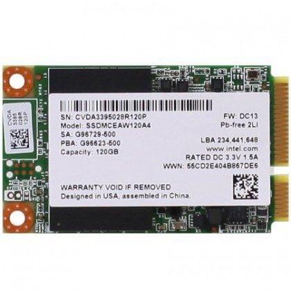 SSD Intel 530 120GB mSATA