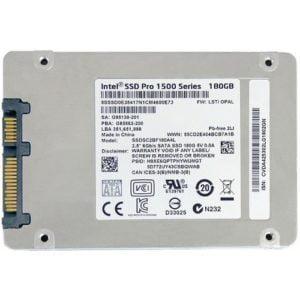 Ổ Cứng SSD Intel Pro 1500 120GB 2.5 inch SSDSC2BF180A4