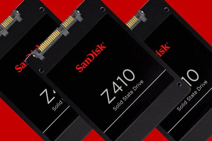 Ổ Cứng SSD Sandisk Z410 480GB 2.5 inch