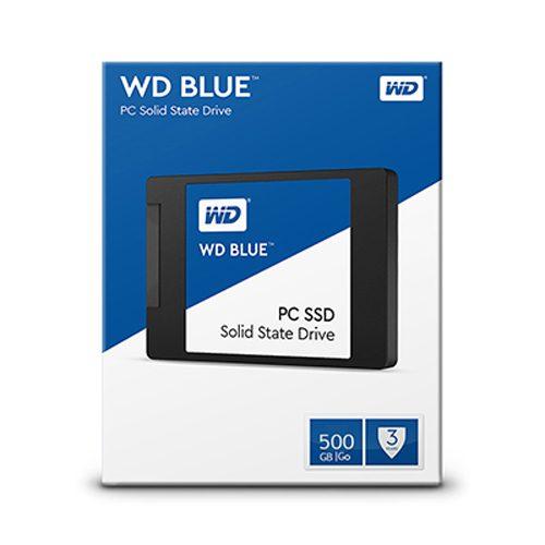 Ổ Cứng SSD WD Blue 500GB 2.5 inch SATA iii Giá Rẻ