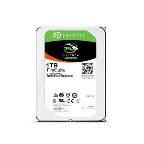 Ổ Cứng Lưu Trữ SSHD Seagate Firecuda 1TB