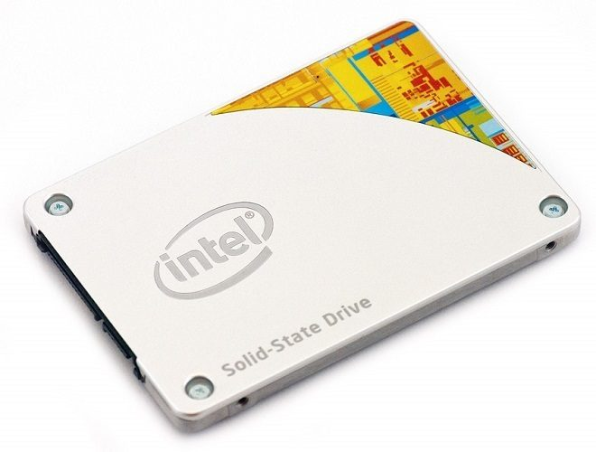 SSD Intel 530 480gb 2.5 sata 3