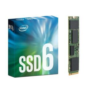SSD Intel 600p 1TB M2 2280 NVMe SSDPEKKW010T7X1