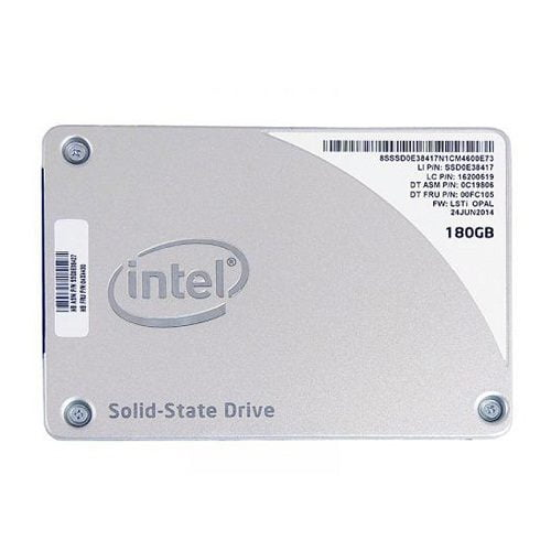 Ổ Cứng SSD Intel Pro 1500 180GB 2.5 inch