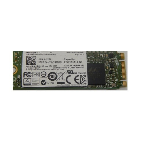 SSD Liteon Zeta 256GB M2 2260