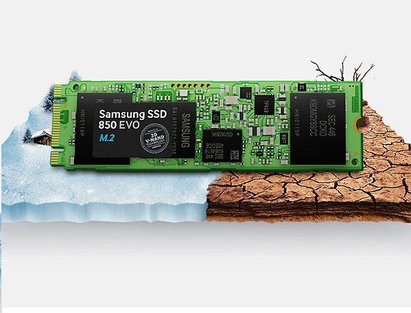 SSD Samsung 850 evo 120gb M2 2280
