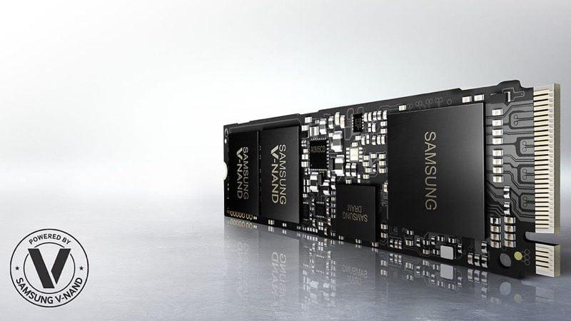 SSD Samsung 950 Pro 512GB M.2 2280