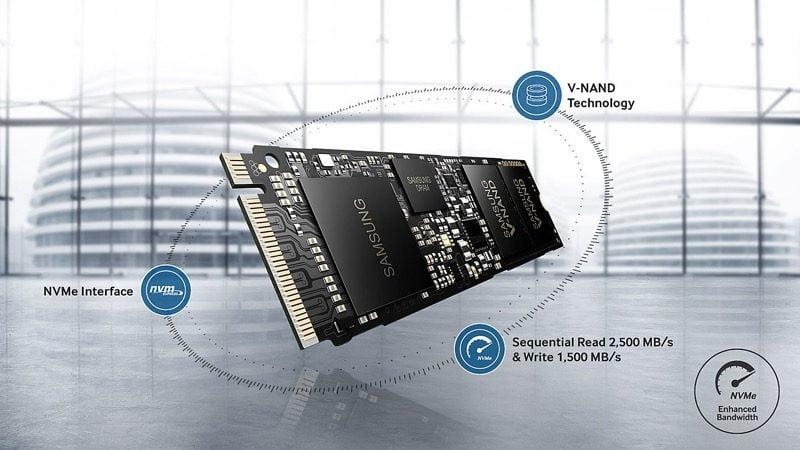 Ổ Cứng SSD Samsung 950 Pro 512gb MZ-V5P512BW