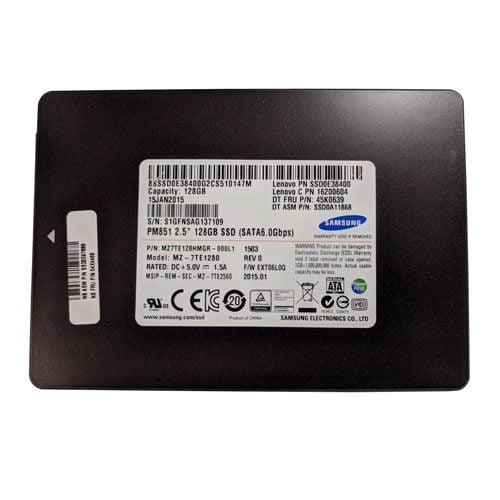 SSD Samsung PM851 128GB 2.5 inch