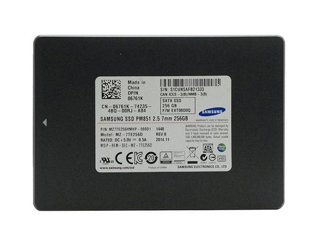 Ổ Cứng SSD Samsung PM851 256GB 2.5 inch
