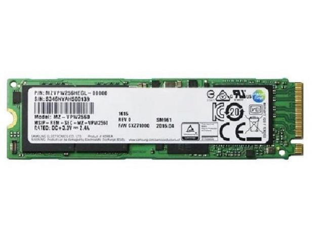 Ổ Cứng SSD Samsung SM961 256GB M2 PCIe