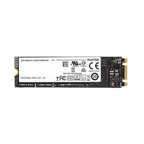 SSD Sandisk X300 128GB M2 2280