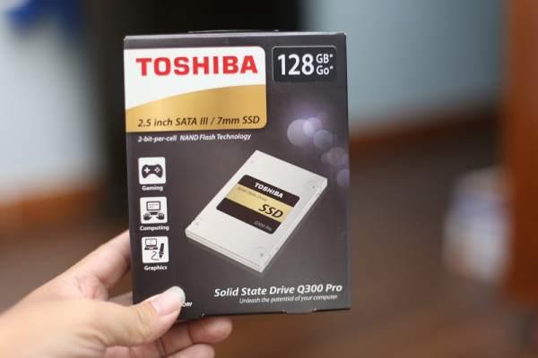 Ổ Cứng SSD Toshiba Q300 Pro 128GB 2.5 inch sata 3