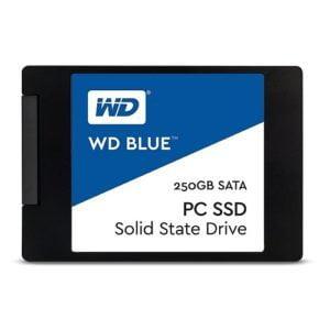 SSD WD Blue 250GB WDS250G1B0A