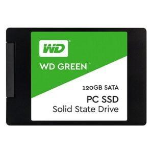 SSD WD Green 120GB 2.5 inch SATA iii WDS120G1G0A