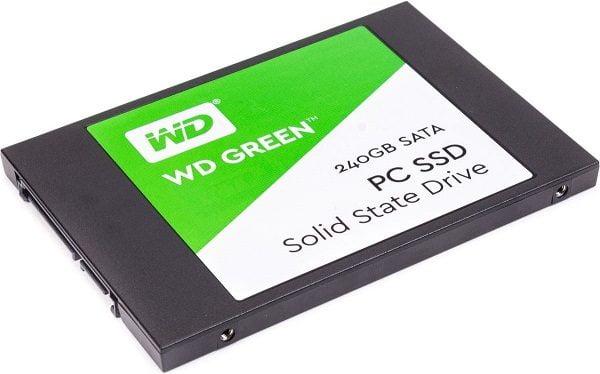 Ổ Cứng SSD WD Green 240GB M2 2280 Chính Hãng
