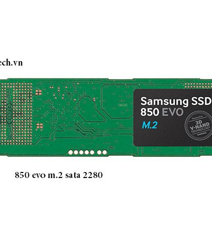 Samsung SSD 850 Evo 250GB, M.2 (MZ-N5E250BW)