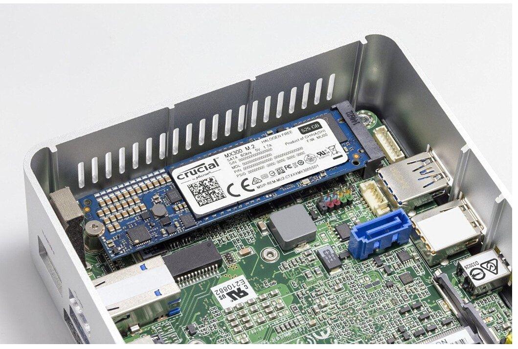 Nâng cấp ổ cứng SSD Crucial MX300 525gb M2 2280 CT525MX300SSD4