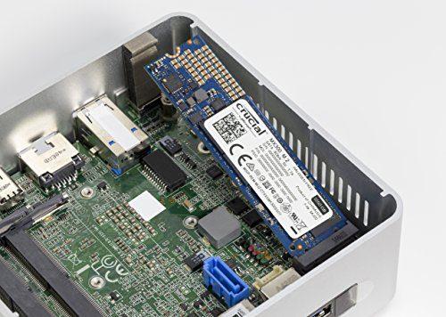 Ổ cứng SSD Crucial MX300 1TB M.2 2280 CT1050MX300SSD4 dễ dàng nâng cấp