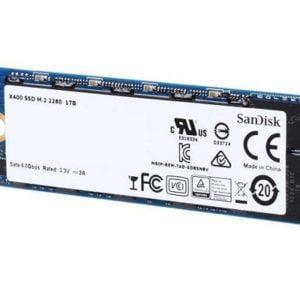 Ổ cứng SSD Sandisk X400 1TB M2 SATA 2280