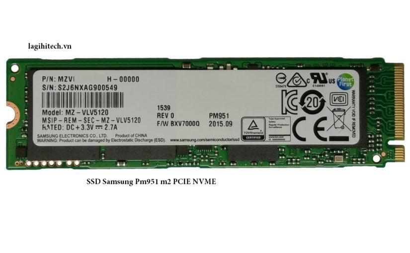 Samsung SM951 256gb PCIe NVMe M2 hinh anh 1