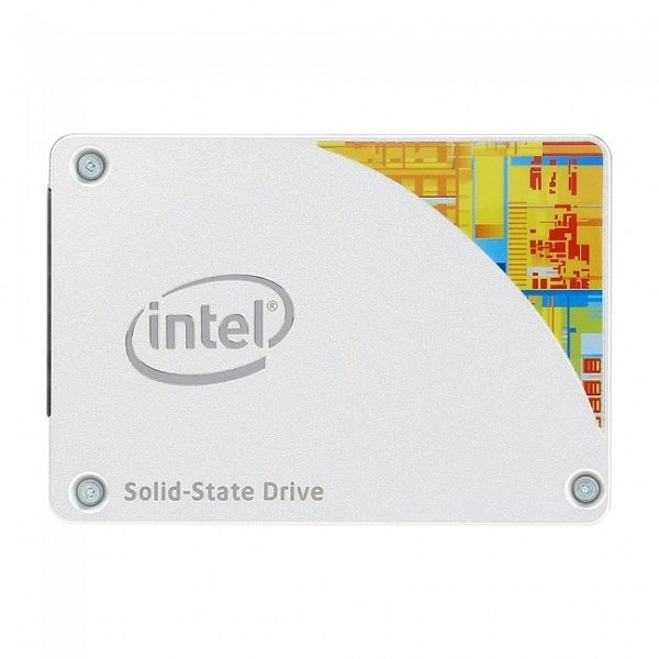 Thiết kế của ổ cứng SSD Intel 535 240gb SATA III 2.5 Inch SSDSC2BW240H6R5