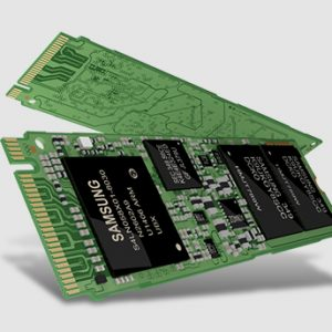 Thiết kế của ổ cứng SSD Samsung SM961 M.2 PCIe NVMe 512gb