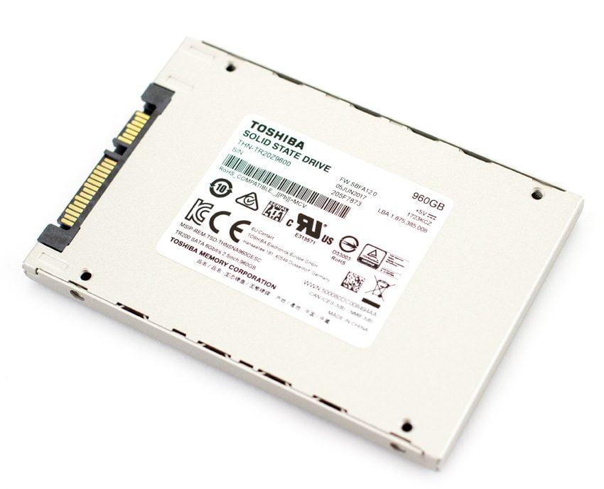 Ổ Cứng SSD Toshiba TR150 960GB 2.5 inch SATA iii