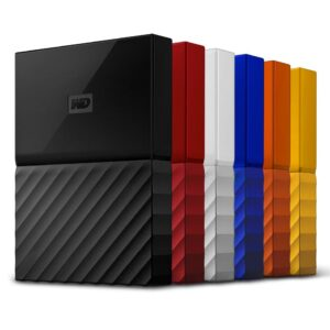 Ổ Cứng WD My Passport 4TB 2017