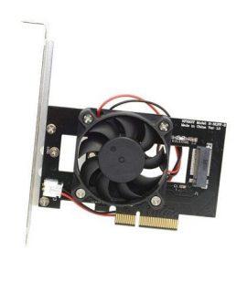 Adapter Chuyển Đổi SSD M2 NVMe To PCIe 3.0 x4