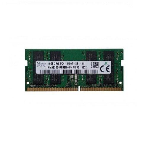 Bộ Nhớ RAM Laptop DDR4 Hynix 16GB Bus 2400 HMA82GS6AFR8N-UH