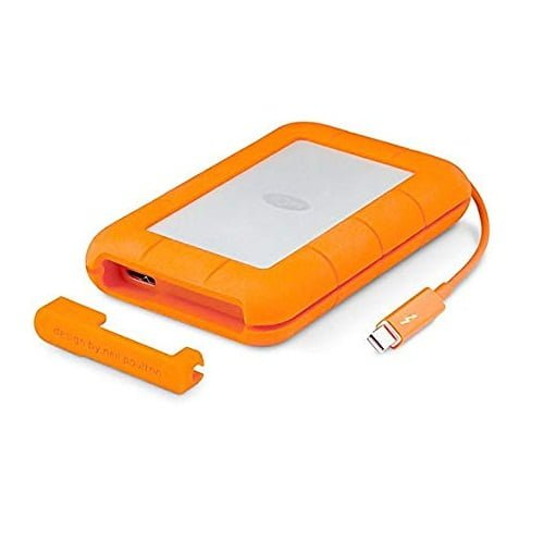 SSD Lacie Rugged 500GB