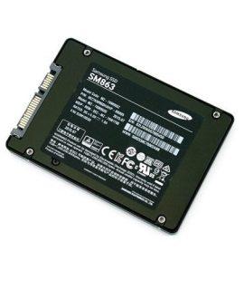 SSD Samsung SM863 120GB 2.5 inch SATA iii