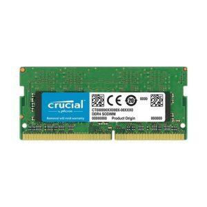 RAM Laptop DDR4 Crucial 16GB Bus 2133 SODIMM